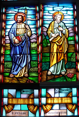 Sts. Thaddeus & Bartholomew - Click for more information